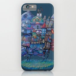 Fandom Moving Castle iPhone Case