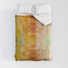 Organic Pattern Comforters