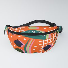 When autumn turns to winter Fanny Pack