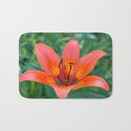 Lily Flower Bath Mat
