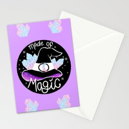 Made of magic Stationery Cards