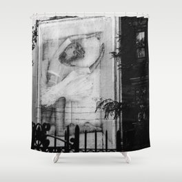 East Village VI Shower Curtain