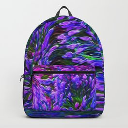 Flowers Are A Gift From God Backpack
