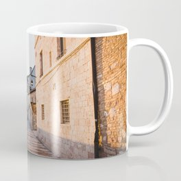 Sunset over Assisi Coffee Mug
