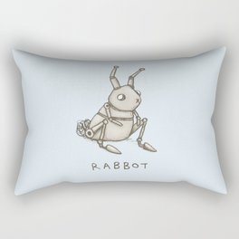 Rabbot Rectangular Pillow