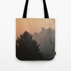 Before the Snows Tote Bag
