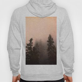 Deep in Thought - Forest Nature Photography Hoody