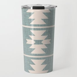 Southwestern Pattern 127 Travel Mug