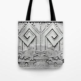 Deco-Rative Fish Tote Bag