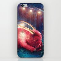 wild things iPhone & iPod Skins featuring WILD THINGS by Ryan Laing