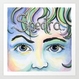 SPECTRA Art Print