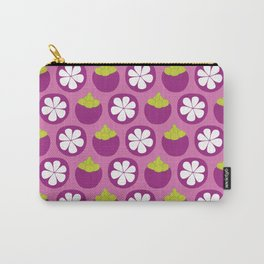 Dotty Mangosteen - Singapore Tropical Fruits Series Carry-All Pouch