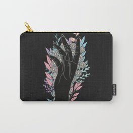 Blooming Day - Illustration Carry-All Pouch