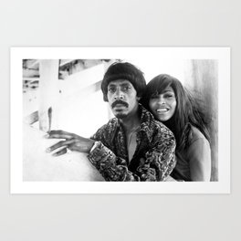 Tina Anna Mae Bullock Turner - Society6 Online Pop Icon - Shop Music Photography Ⓢ.в.乇.⑦⑧ Ⓜⓘⓛⓛⓨ TT5 Art Print