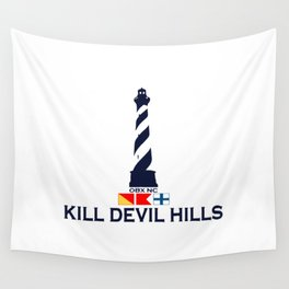 Kill Devil Hills - North Carolina. Wall Tapestry