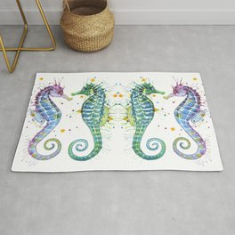 Seahorse Rug