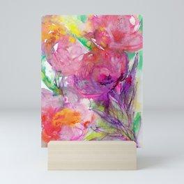 Fleurs Mini Art Print