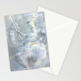 Le cirque  Stationery Cards