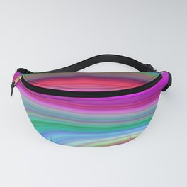 Colorful Lust Fanny Pack