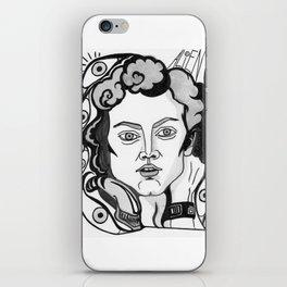 Final Girl: Ellen Ripley from Alien iPhone Skin