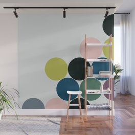 cluster || chill Wall Mural