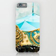 Love A Fair . . .  blue carousel iPhone 6s Slim Case