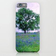 Bluebonnet Tree iPhone 6s Slim Case