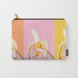 Banana Pop Art Carry-All Pouch