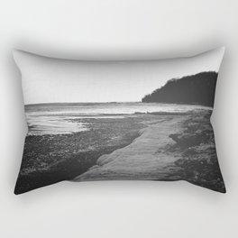 Steel Winter Rectangular Pillow
