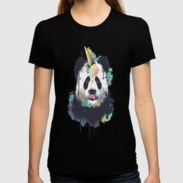 Ice cream pandacorn T-shirt
