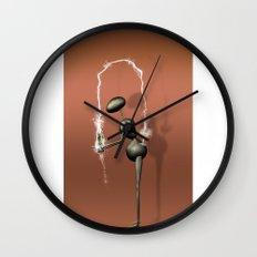 AntWoman doing KimK Wall Clock