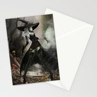 Witch Of Pendle Stationery Cards
