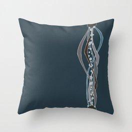 Conduit Cool Throw Pillow