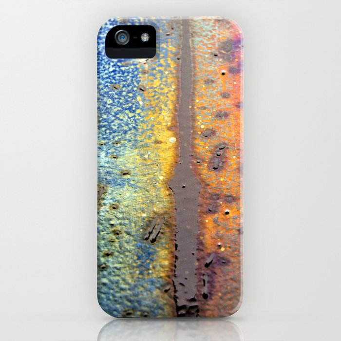 (t)Rainbow iPhone Case