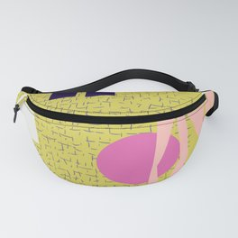 The Shape of Things to Come Fanny Pack