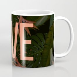 LOVE in the Forest Coffee Mug