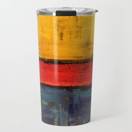 Primary Rothko Travel Mug