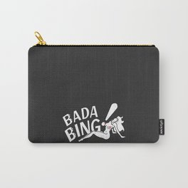 Neon Bada Bing! Carry-All Pouch
