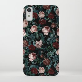 EXOTIC GARDEN - NIGHT XV iPhone Case