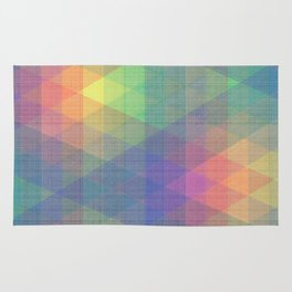 Diamond Spectrum Rug