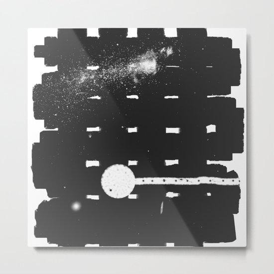 Worm Metal Print