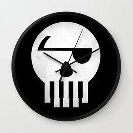 Music Piracy Wall Clock