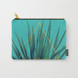Geometric Fountain Carry-All Pouch