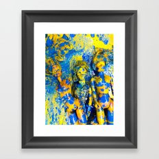 Doll Collective Framed Art Print