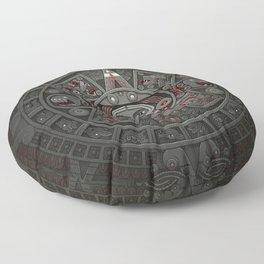 Stone of the Sun I. Floor Pillow