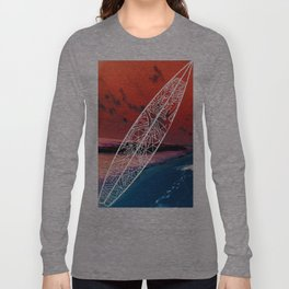 Surf Dragon Long Sleeve T-shirt