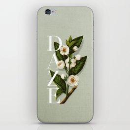 WOW! Flowers #2 iPhone Skin