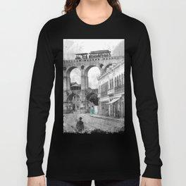 Lapa - Rio de Janeiro Long Sleeve T-shirt