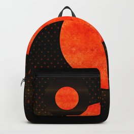 """Black Moon Sabana"" Backpack"
