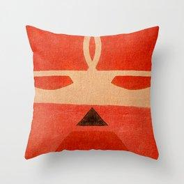 Lucha Libre Mask 1 Throw Pillow
